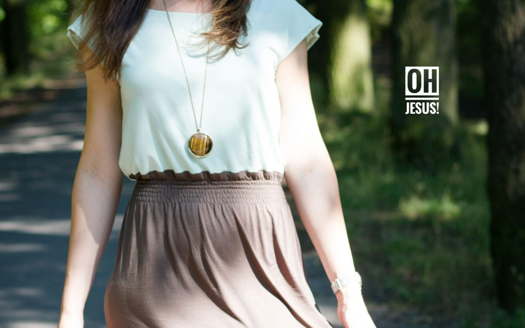 Adina Paperback Kleid StoffStil Probenähen