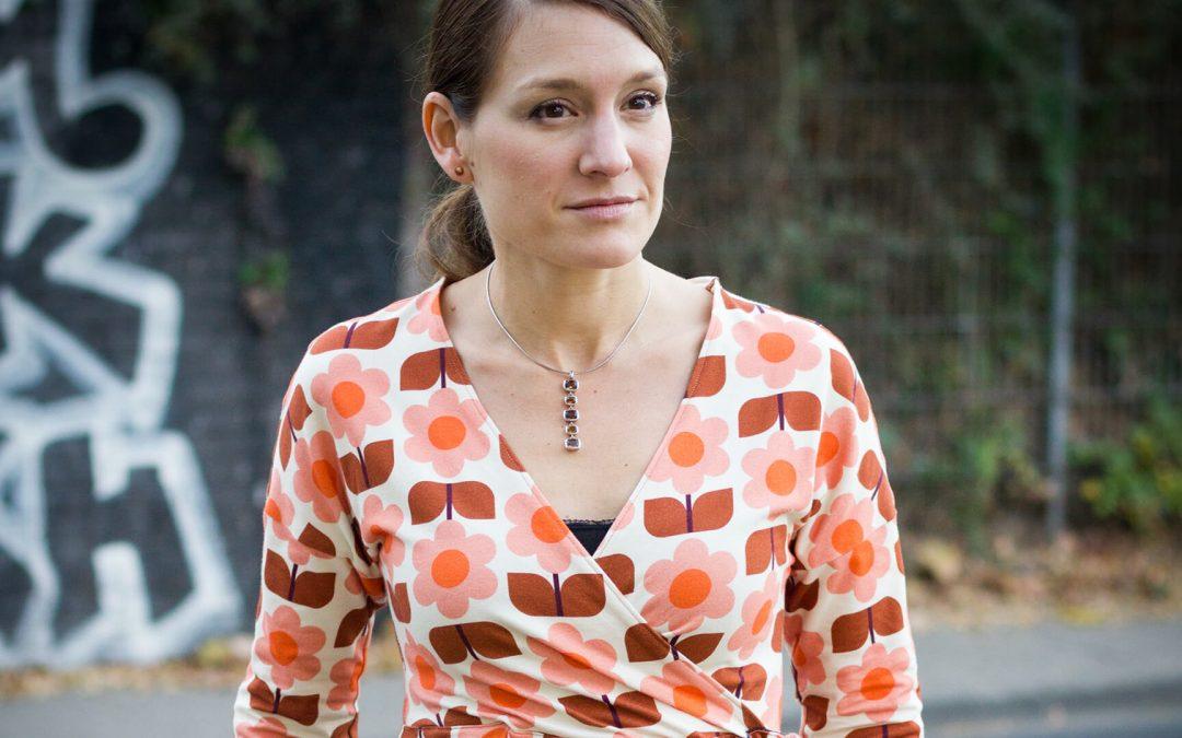 Kleid Tiara Textilsucht BonnieButermilk Probenähen