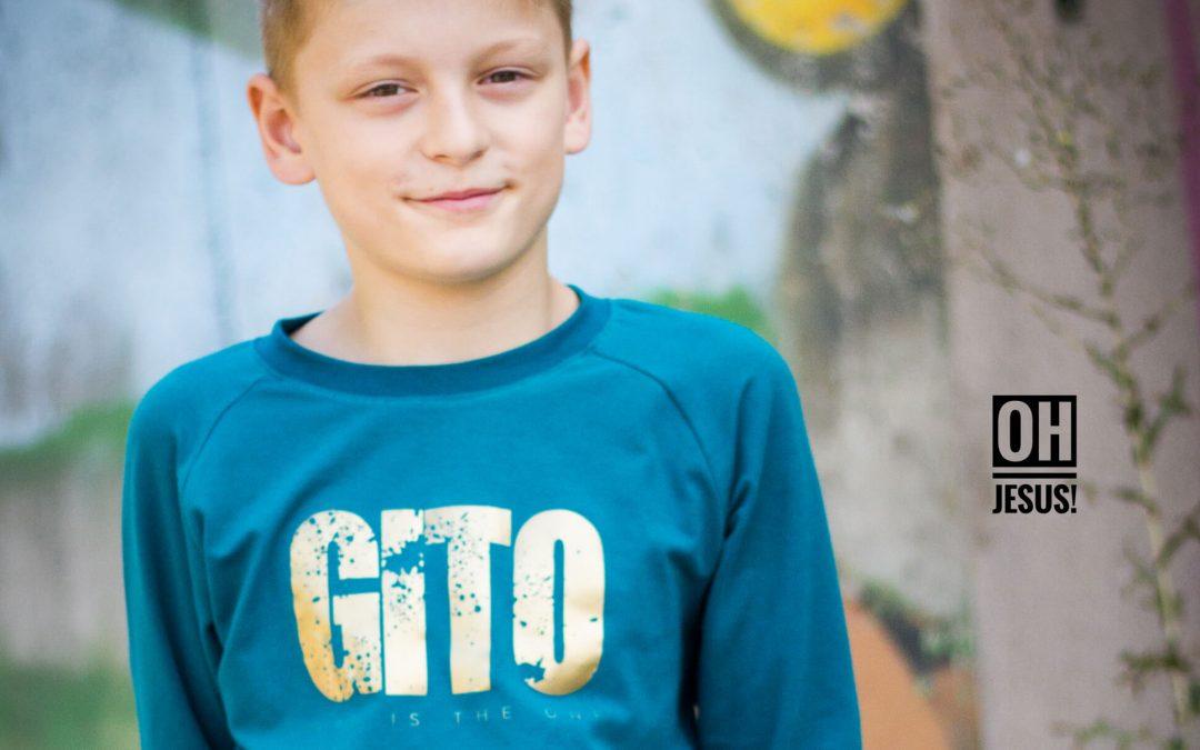 Lillestoff Minikrea GITO Shirt