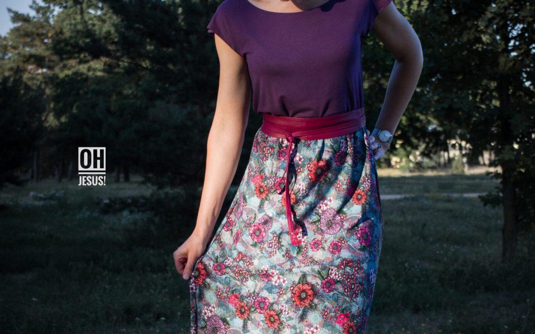 Kleid Adina Probenähen Lilalotta Kreativlabor Berlin