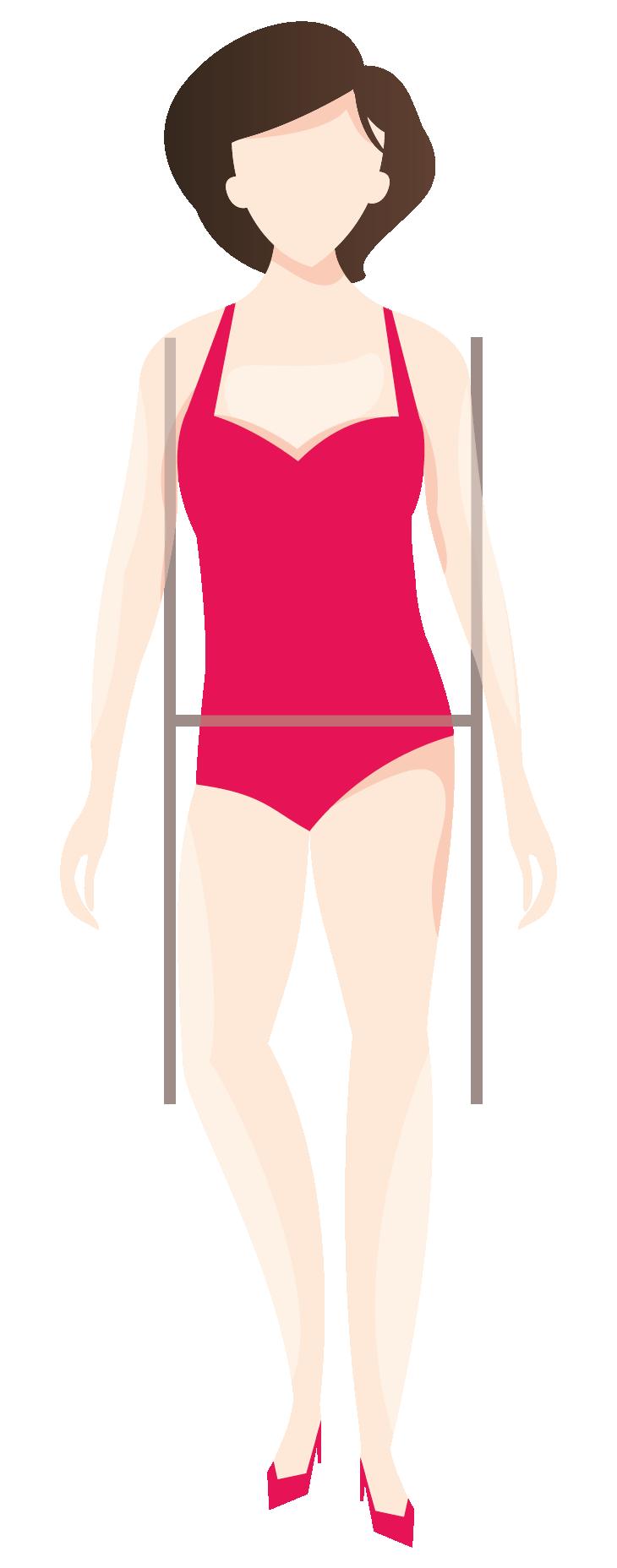 Pretty Pattern Figur-Typ H