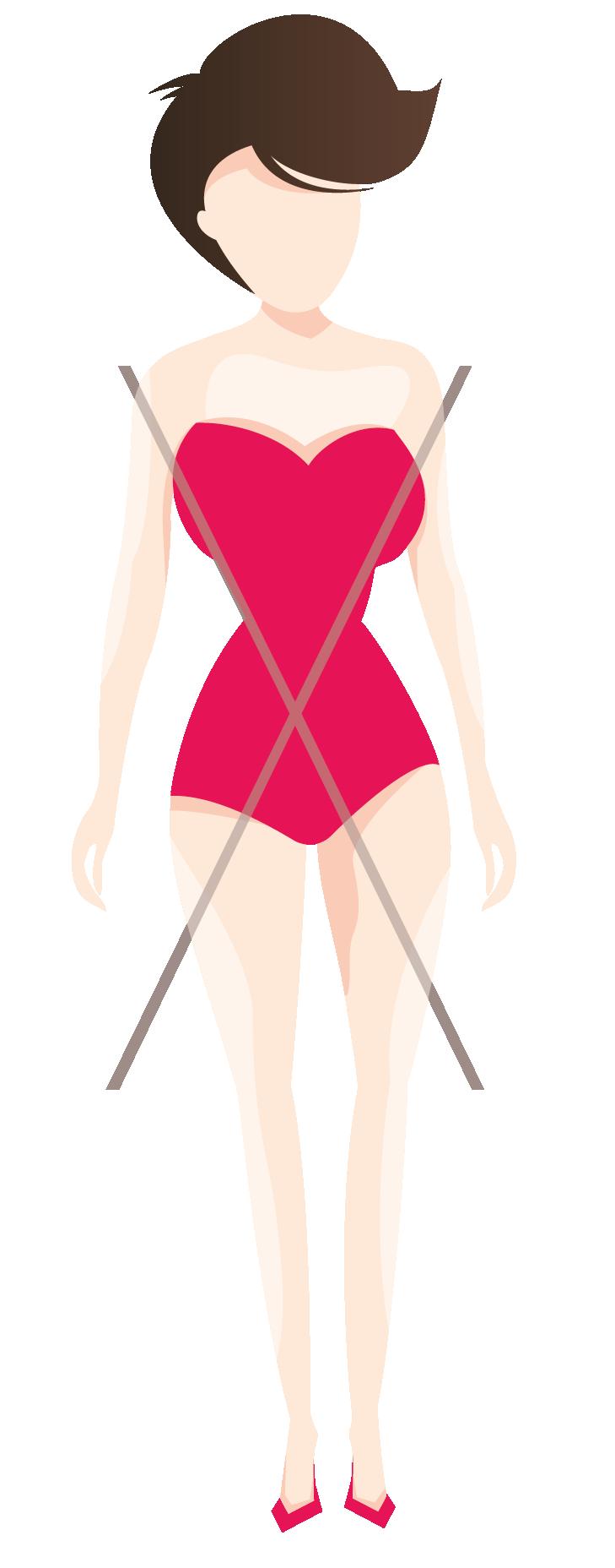 Pretty Pattern Figur-Typ X