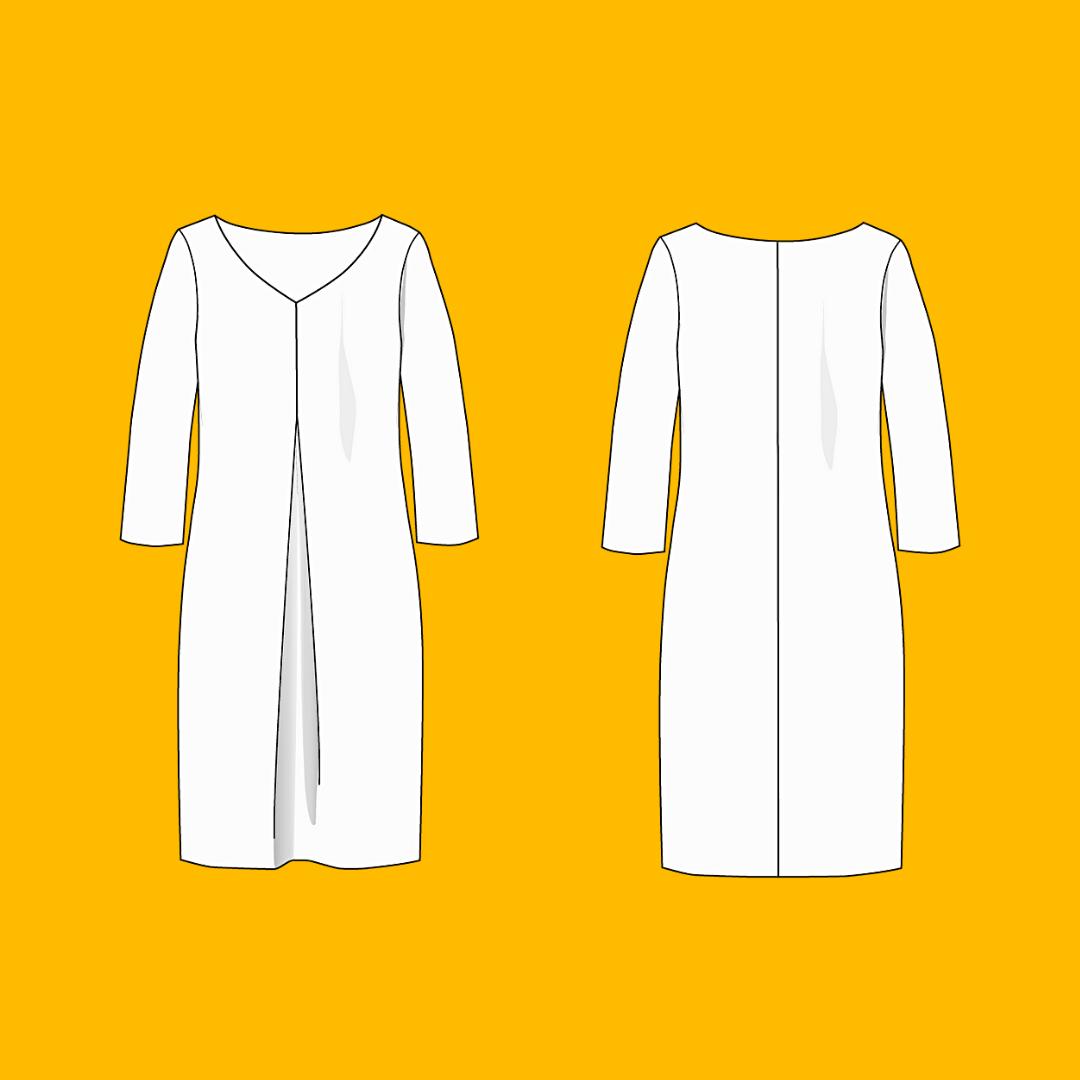 Kleid Lulu